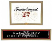 BV Cabernet Sauvignon Napa Valley 375ml
