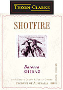 Thorn Clarke Shotfire Ridge Shiraz 2008