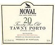 Quinta di Noval Tawny Port 20 year old