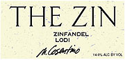 Cosentino The Zin 2012