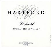 Hartford Court Zinfandel Russian River Valley 2010