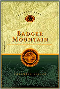 Badger Mountain Cabernet Sauvignon - No Sulfites Added 2015