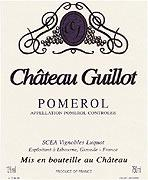 Chateau Guillot 2000
