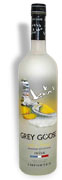 Grey Goose Citron Vodka 1L.