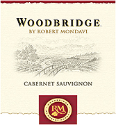Woodbridge by Robert Mondavi Cabernet Sauvignon 2009