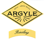 Argyle Riesling 2011