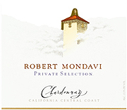 Robert Mondavi Chardonnay Private Selection 2013