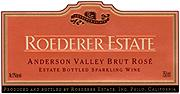 Roederer Estate Brut Rose Sparkling Wine