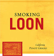 Smoking Loon Pinot Grigio 2008