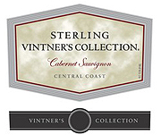 Sterling Vineyards Vintners Collection Cabernet Sauvignon 2007