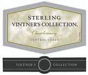 Sterling Vineyards Vintners Collection Chardonnay 2010