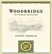 Woodbridge by Robert Mondavi Pinot Grigio 2010