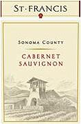 St. Francis Winery Cabernet Sauvignon 2013