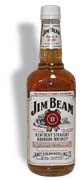 Jim Beam Bourbon 80 proof 1.0L