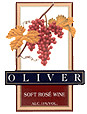Oliver Winery Soft Rose
