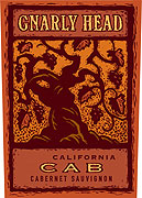 Gnarly Head Cabernet Sauvignon 2010
