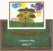 L'Ecole 41 Merlot Columbia Valley 2008