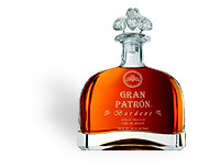 Patron Grand Anejo Burdeous Tequila