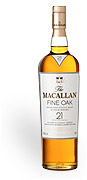 Macallan Single Malt Scotch - Fine Oak Series 21 year
