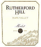 Rutherford Hill Merlot 375ml 2009