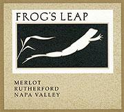 Frogs Leap Merlot 2009