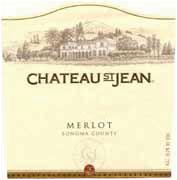 Chateau St. Jean Merlot Sonoma Valley