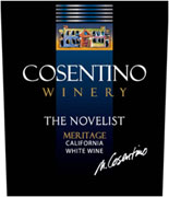 Cosentino The Novelist 2011