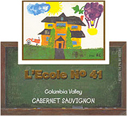 L'Ecole 41 Cabernet Sauvignon Columbia Valley 375ml 2005