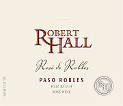 Robert Hall Winery Rose 2009