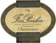 Fess Parker Chardonnay Ashley Vineyard 2012