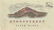 Stonestreet Fifth Ridge Red Wine 2006