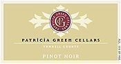 Patricia Green Cellars Pinot Noir Old Vine 2010