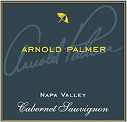 Arnold Palmer Cabernet Sauvignon by Luna Vineyards 2010