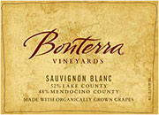 Bonterra Organically Grown Sauvignon Blanc