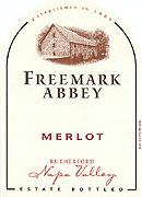 Freemark Abbey Merlot 2011