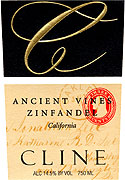 Cline Zinfandel Ancient Vines 2010