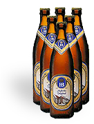 Hofbrau Original Beer 6-pack 330ml. Bottles