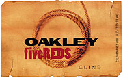 Cline Oakley Five Reds