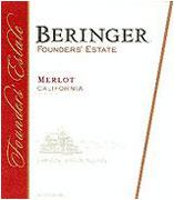 Beringer Founders Estate Merlot 2008