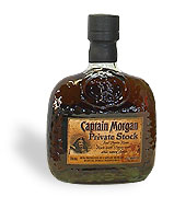 Captain Morgan Rum Private Stock 1.0L