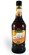 Hiram Walker Peach Brandy 1L