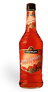 Hiram Walker Cr�me de Strawberry 30 proof 1L