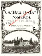 Chateau le Gay 2003