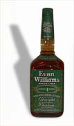 Evan Williams Bourbon Green Label 1.0L