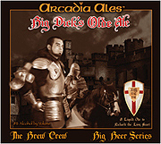 Arcadia Brewing Company Big Dicks Olde Ale 4 pack