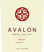 Avalon Merlot Napa Valley 2010