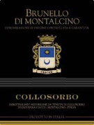 Collosorbo Brunello di Montalcino 2007