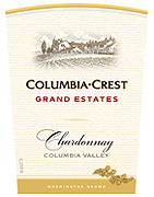 Columbia Crest Chardonnay Grand Estates 2009