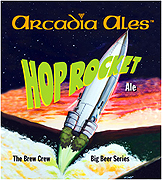 Arcadia Brewing Company Hop Rocket 4 pack