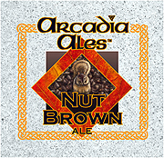 Arcadia Brewing Company Nut Brown Ale 6-pack 12oz. Bottles